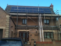 Solar PV export payments ruled out for extensions to existing installations