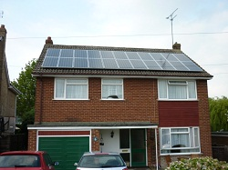 Upsolar Knaresborough 4kwp